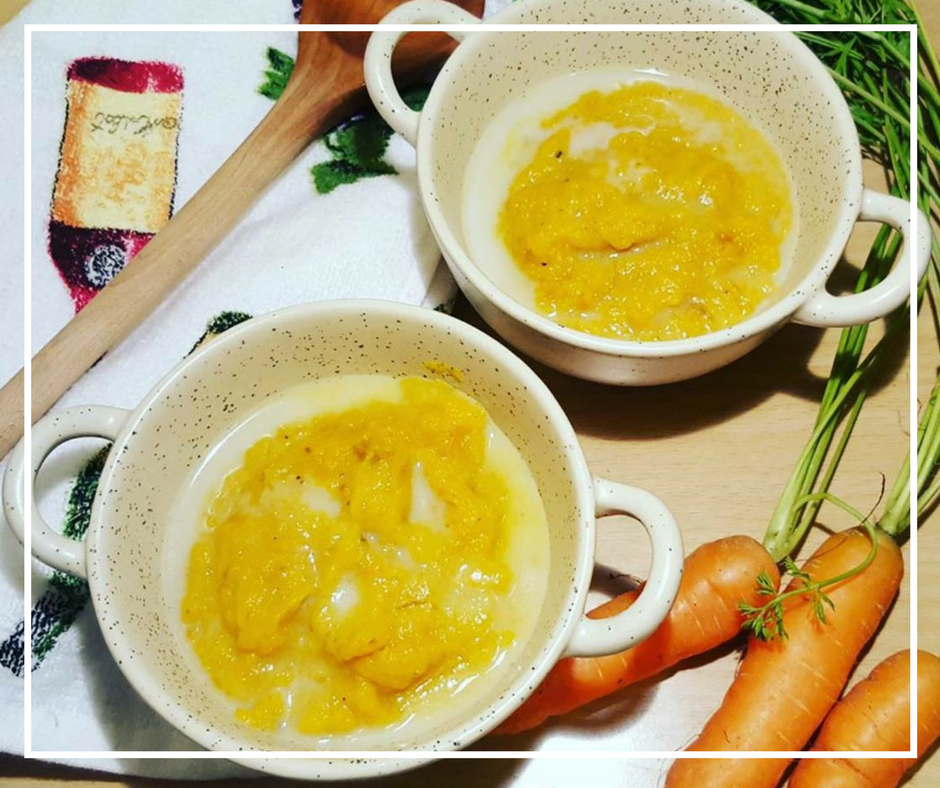 Quick And Delicious Carrot Soup