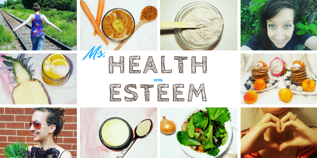 Ms. Health-Esteem - Healthy Diet + Lifestyle Tips